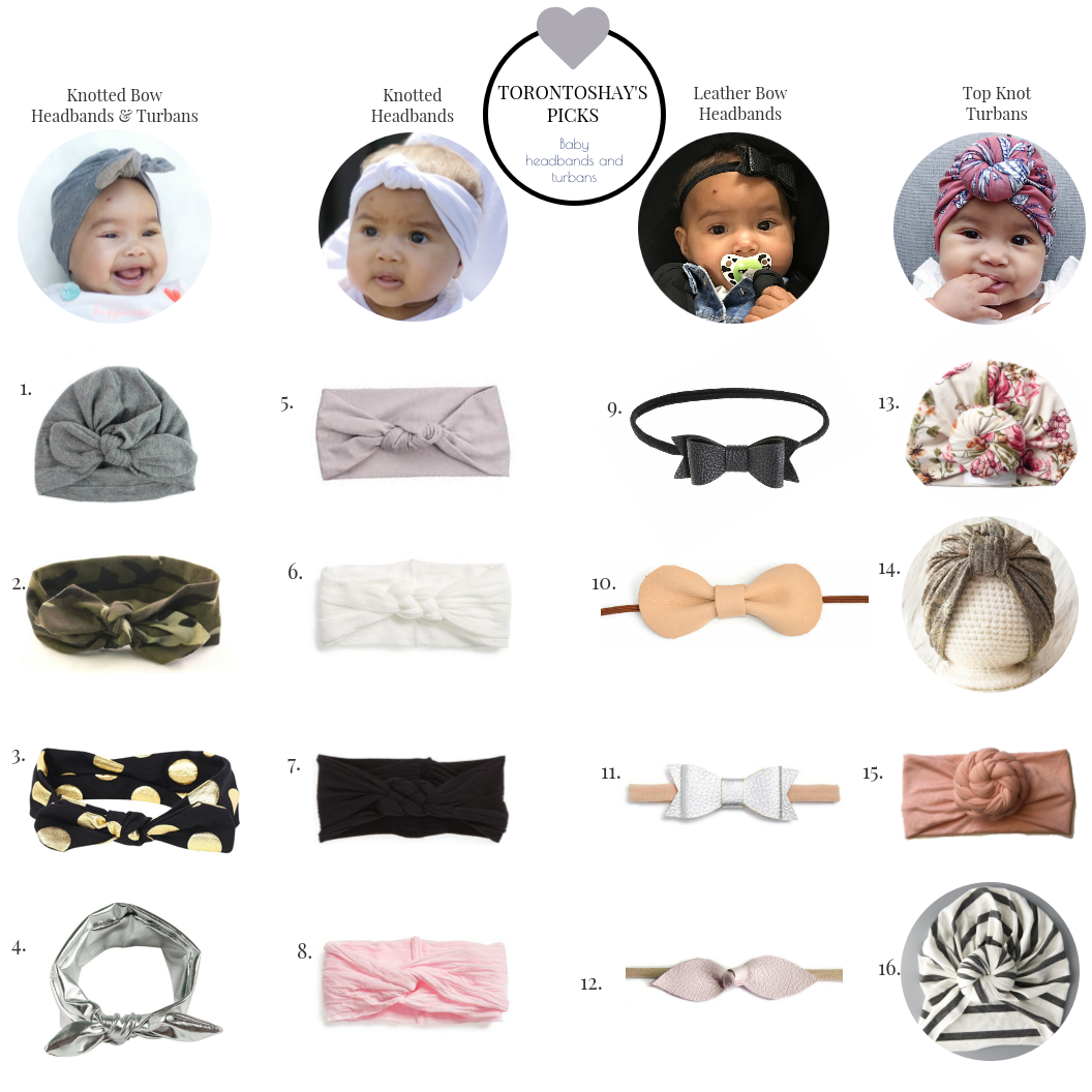 Where to buy baby headbands and turbans - TorontoShay 5dfdf7e96b5